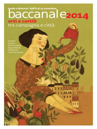 baccanale2014 - Ministero per i Beni e le Attività Culturali