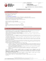 INTERMEDIAZIONE IN CAMBI - Banca Monte dei Paschi di Siena
