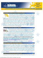 Macroregione Adriatica e Ionica ai nastri di partenza Crisi