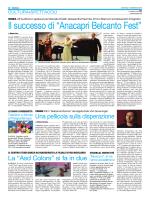 """Il successo di """"Anacapri Belcanto Fest"""""""