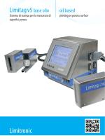 Brochure Limitag V5 Standard IT
