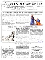 24 / 31 Agosto 2014 - Parrocchia S. Maria Goretti