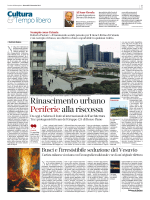 Corriere del Mezzogiorno - Architettura | Territorio | Economia