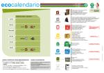 Calendario Raccolta Integrata Bellocchi - Falcineto