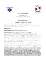 RelazionePasubio - Cai sezione di Asti
