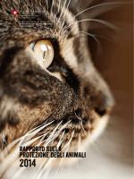 Rapporto sulla protezione degli animali - BLV
