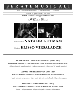 Pianista ELISSO VIRSALADZE