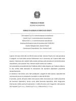Scarica PDF - Procedura di Amministrazione Straordinaria Gruppo