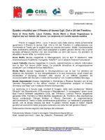 Quattro vincitrici per il Premio di laurea Cgil, Cisl e Uil del Trentino