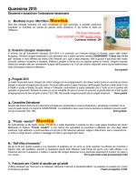 presentazione strumenti e sussidi quaresima 2015