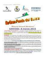 Santadi - FIDAL Sardegna