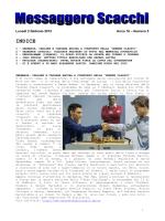 formato pdf - Messaggero Scacchi