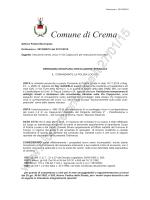 Limitazioni alla circolazione in via Cappuccini, l