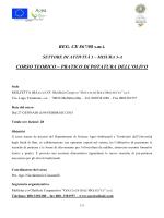 REG. CE 867/08 s.m.i. CORSO TEORICO – PRATICO DI
