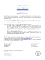 Call for papers: Karl Jaspers e il Novecento (scadenza 30 marzo