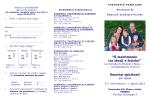 Iscrizione e Programma