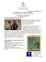 """Associazione Decima Arte"""" presenta: Natale al basilico"""