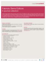 Fabrizio Serra Editore
