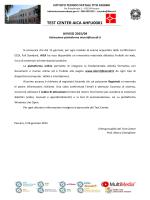 """avviso 2015 / 04 - Istituto Tecnico Statale """"Tito Acerbo"""""""