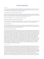 statuto - Associazione Nazionale Guardie Particolari Giurate