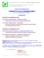Scarica il programma - Associazione Allevatori del Friuli Venezia