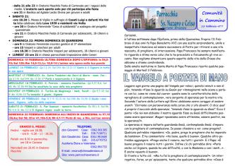 bolettino-7-2015 - Parrocchia Ss. Nazaro e Celso