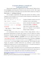 """La questione filologica e geografica del """"navifragum"""