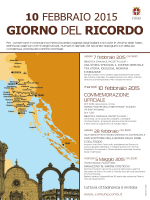 Manifesto del Comune di Como