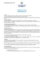 Coppa Rally R1 - Regolamento Sportivo - Csai