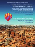 Quando il bambino è allergico: Junior Members SIAIP meeting