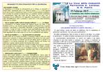La settimana - Parrocchia di S. Lorenzo in S. Pietro