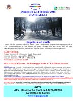 Novità::22/02: ciaspolata a Campaegli sui Simbruini