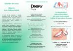 Le ricostruzioni post-endodontiche con perni endocanalari in fibra di