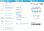 Gioco d`Azzardo Patologico (GAP): dalla Neurobiologia