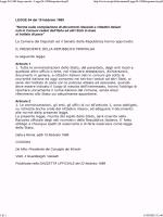 Legge 54/89 - Comitato 10 Febbraio