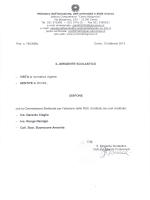 disposizione - Istituto Comprensivo Como Borgovico