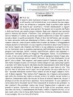 Foglio settimanale - San Pier Giuliano Eymard