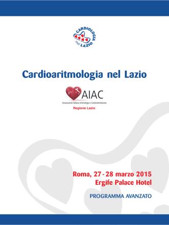Cardioaritmologia nel Lazio