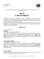 Regolamento - Sezione ARI Milano