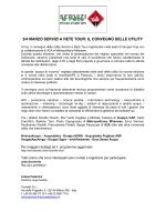 comunicato stampa - Ato Città di Milano