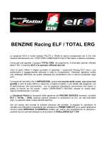 BENZINE Racing ELF / TOTAL ERG