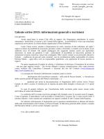 Colonie estive 2015: informazioni generali e iscrizioni