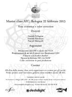 Dépliant ufficiale in formato PDF