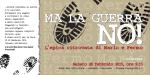 Ma la guerra No! - Comune di Reggio Emilia