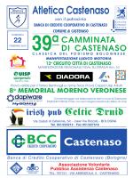 VOLANTINO 39 CAMMINATA DI CASTENASO.indd
