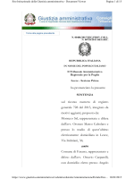 pdf La sentenza del Tar Puglia - Enti Locali