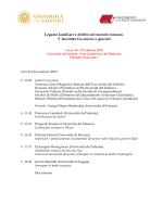 27 febbraio 2015 - Consorzio interuniversitario Gérard Boulvert