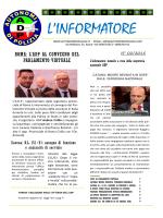 l`informatore di febbraio marzo 2015