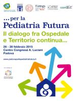 Programma Pediatria Futura