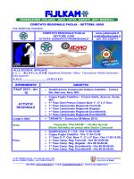 logistica gara 08 marzo 2015